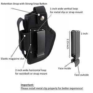 Concealed Carry Holster - campfiredeals