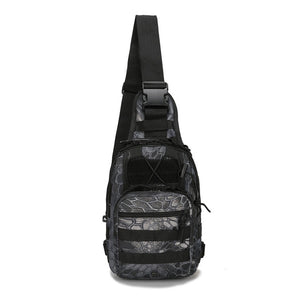 Canvas Shoulder Bag/Backpack - campfiredeals