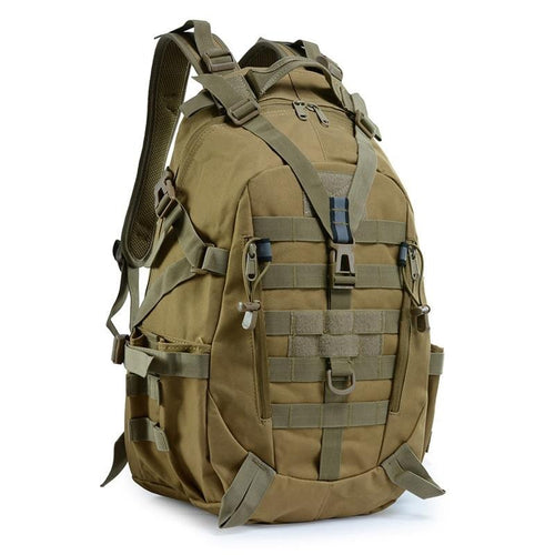 40L Camping Backpack Military Bag - campfiredeals