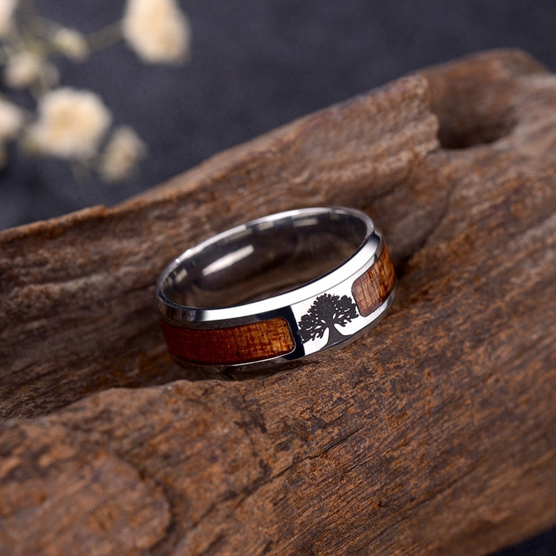 Tree of Life Ring - campfiredeals