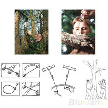 Load image into Gallery viewer, Steel Wire Saw - campfiredeals