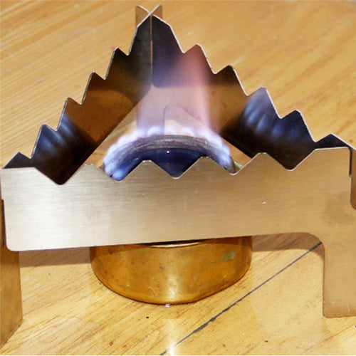Triangular Anti-skid Stove - campfiredeals