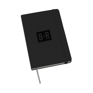B/R Hardcover Notebook