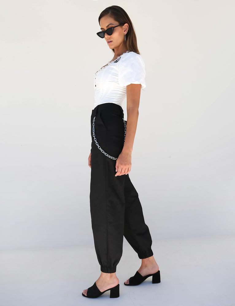 baggy womens cargo pants