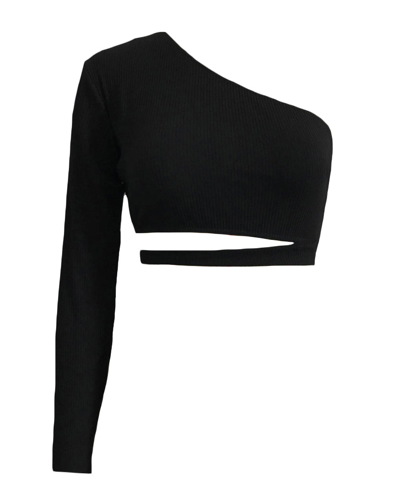 Crux One Sleeve Top