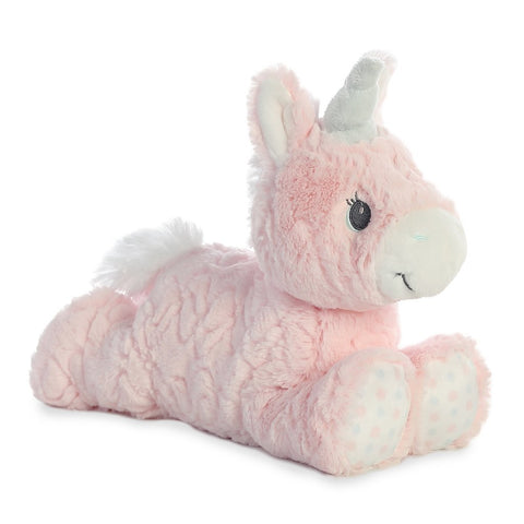 Aria the Magical Unicorn Rattle Plush Animal