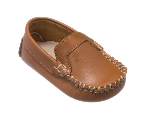 Infant Natural Mocassin