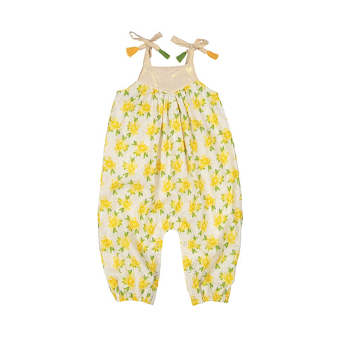 Baby Girl Lemon Blossom Jumper