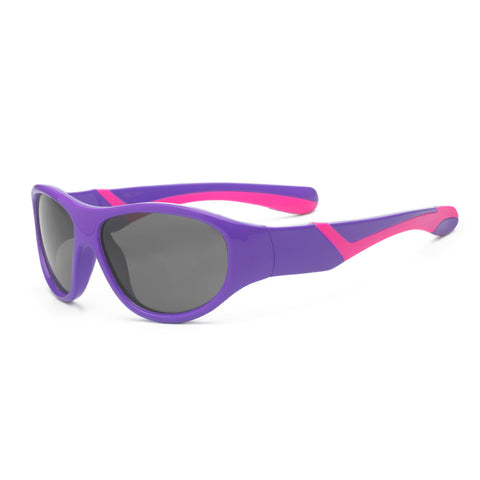 Sunglasses for Kids Purple Discover Polarized