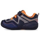 Next Steps Force in Navy and Orange