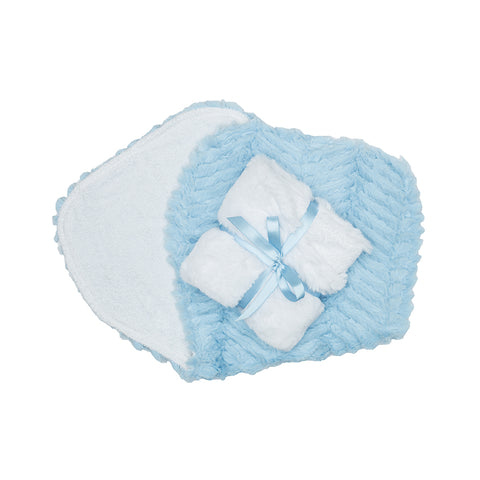 Sky Logan Burp Cloth