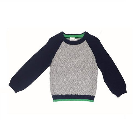Jackson Raglan Sweater