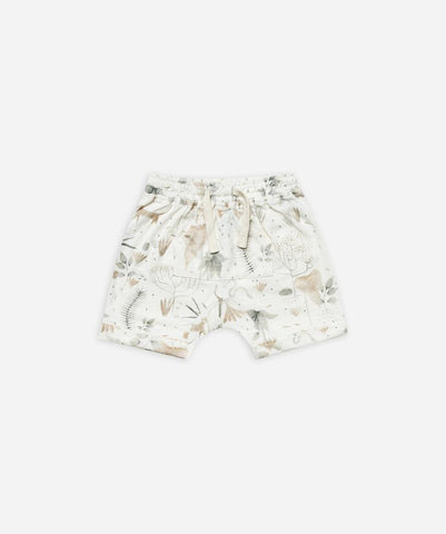 Jungle Front Pouch Short Short
