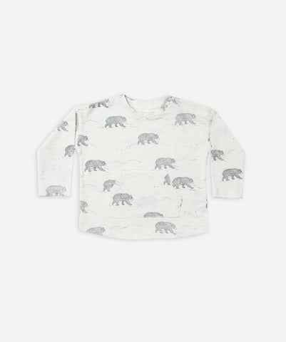 Bears Long Sleeve Tee