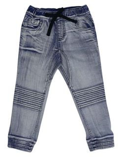 Stretch Washed Denim Jean