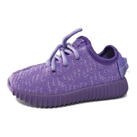 Purple Luxe Sneakers