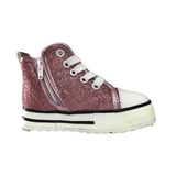 Pink Glitter Sneakers