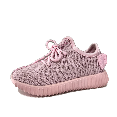 Pink Luxe Sneakers
