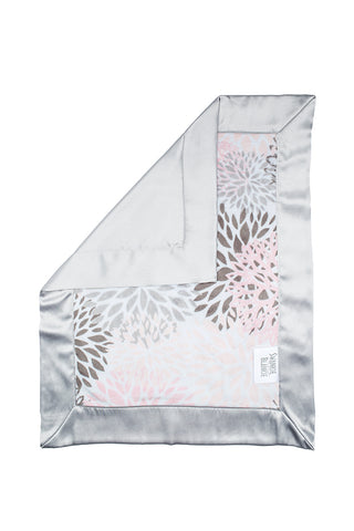 Blush Blossom Security Blanket