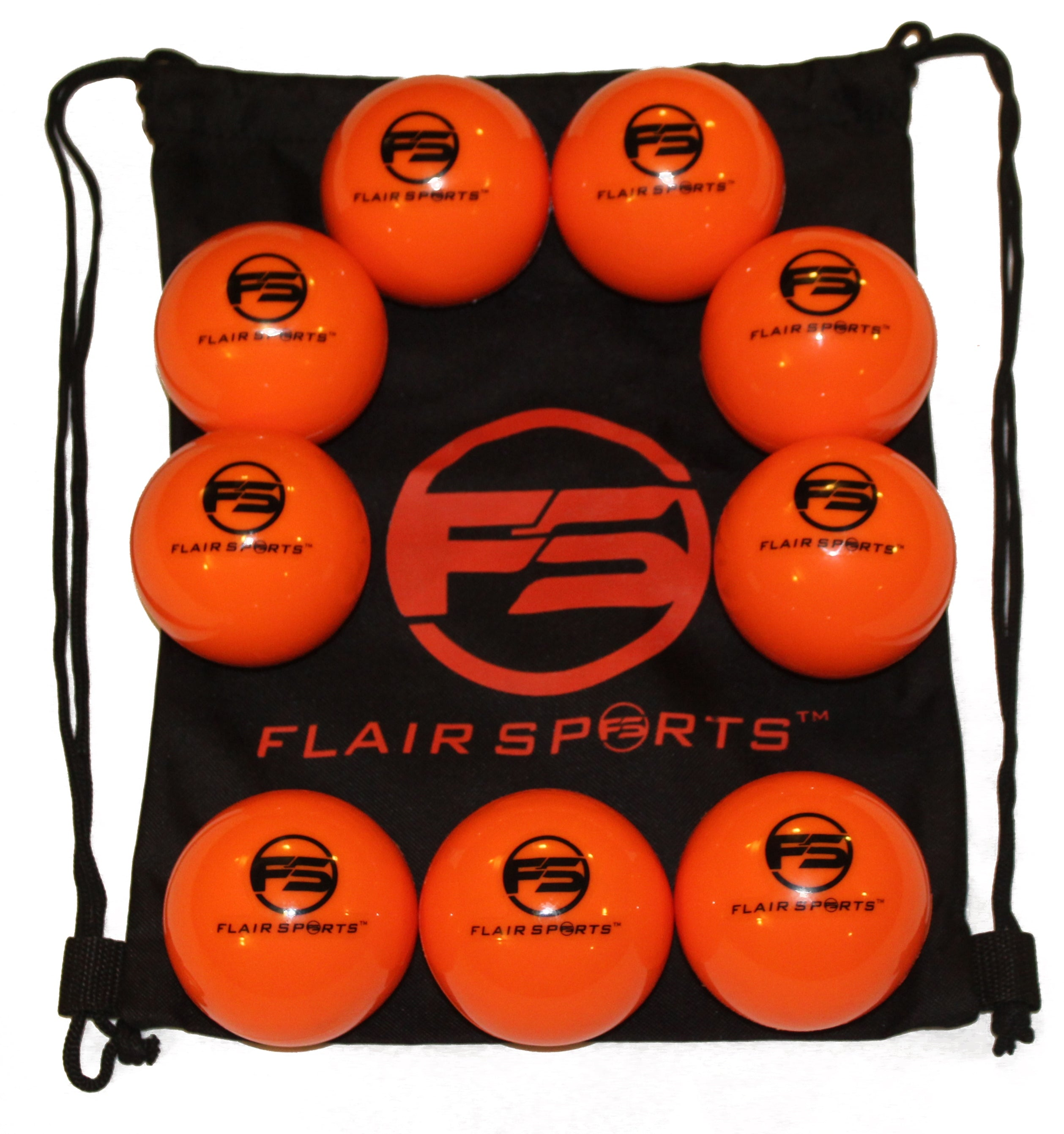 Flair Sports Weighted Hitting Balls (9 Pack)