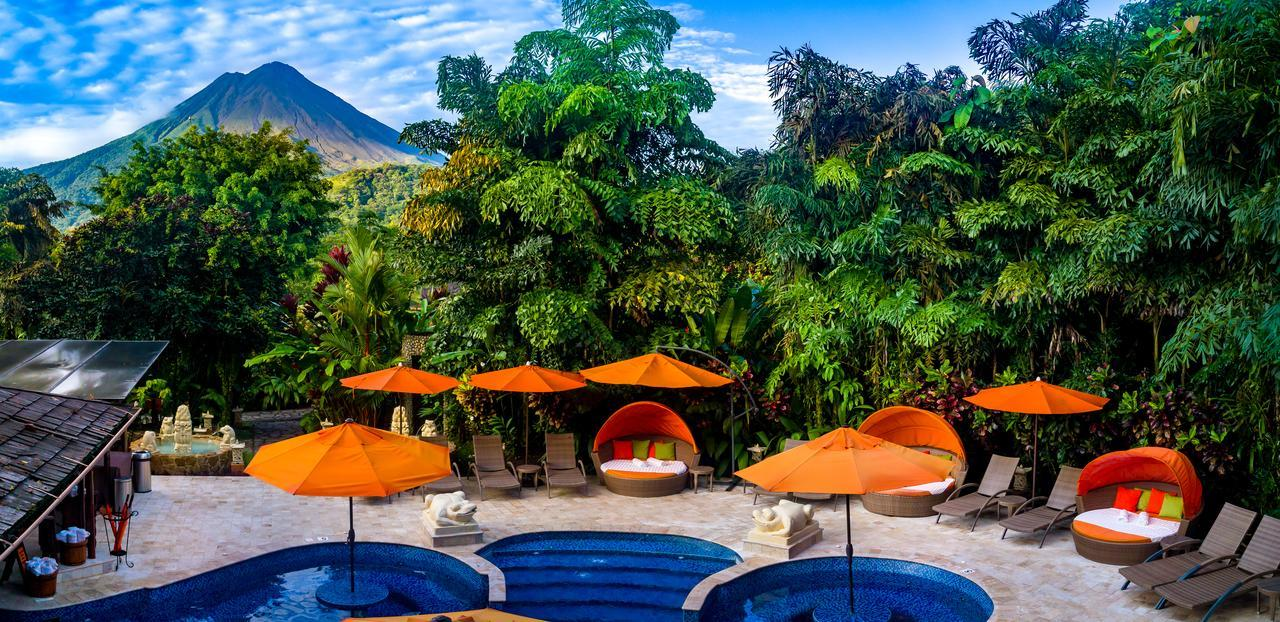 Costa Rica honeymoon resorts Nayara & Nayara Springs
