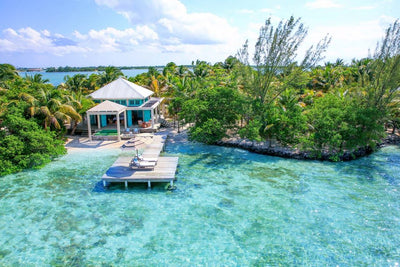 Belize Private Island Retreat