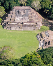 Mayan Ruins Helicopter & Airboat Proposal Adventure