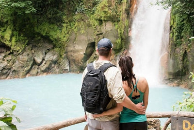 Río Celeste Waterfall Proposal & Overnight
