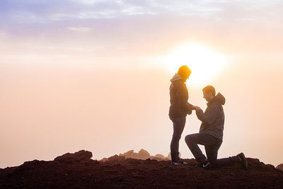 Unforgettable Volcano Overnight & Proposal