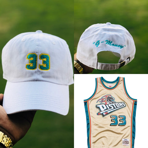 "Grant Hill ""G-Money"" Jersey Dad Cap"