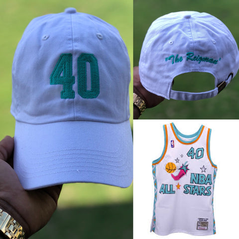 "Shawn Kemp ""The Reignman "" Jersey Dad Cap"
