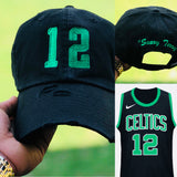 "Terry Rozier ""Scary Terry "" Jersey Dad Cap"