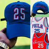 "Ben Simmons ""Rookie of the year"" Jersey Dad Cap"