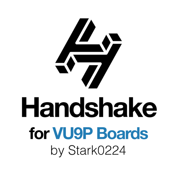 Handshake HNS Miner License 2.2GH/s - 0% Dev Fee (VU9P Boards) - by Stark0224