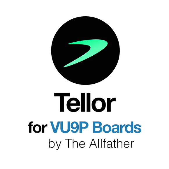 Tellor TRB License up to 6 GH/s - 15% dev fee (VU9P Boards) by The Allfather