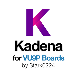 Kadena KDA Miner License 5.4 GH/s for VU9P Boards - 0% Dev Fee by Stark0224