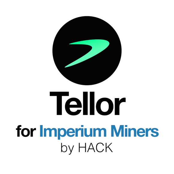 Tellor TRB License for Imperium V,R,F (15% dev fee) by HACK (Hosting Customer Only)
