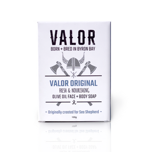 Original Valor Soap