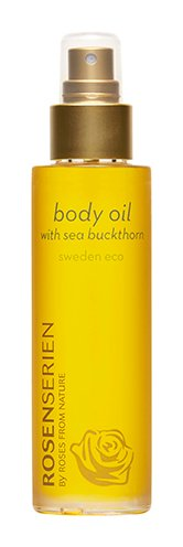 Body Oil with Sea Buckthorn