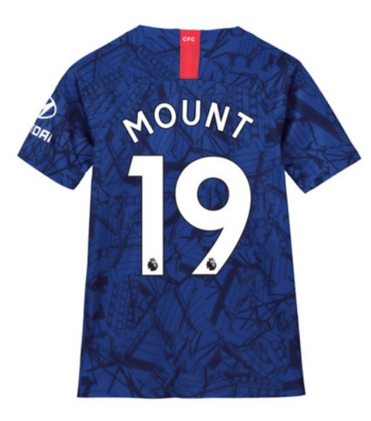 Mason Mount Chelsea Youth 19/20 Home Jersey