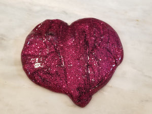 Cranberry Glitter Slime, Glitter Slimes, Monstrous Slimes, slime, squishies, slime shops, fluffy slime, squishy slow rising, slime supplies