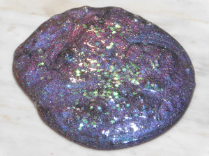 The Starry Night Galaxy Slime, Holographic Slimes, Monstrous Slimes, slime, squishies, slime shops, fluffy slime, squishy slow rising, slime supplies