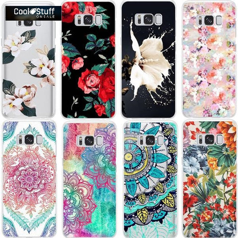 Floral Samsung Phone Case
