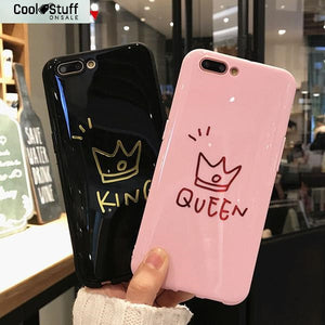 King Queen iPhone Case