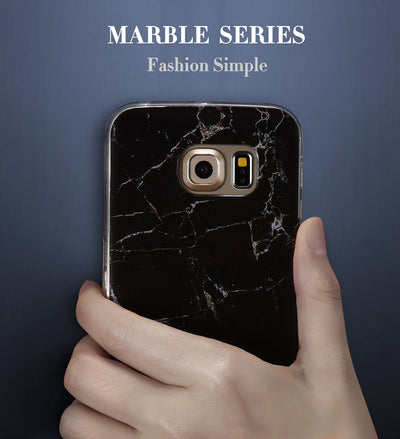 FLOVEME Marble Skin Case For Samsung Galaxy S8 Plus S7 S6 Edge S4 Soft Silicon Phone Cases For Samsung S8 Galaxy S7 S6 Cover S4