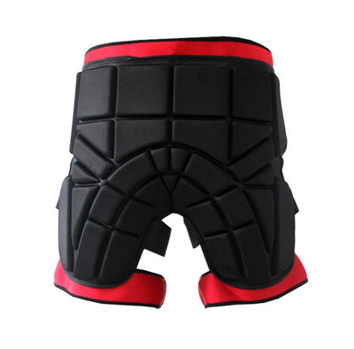 Outdoor Protective Hip Padded Shorts