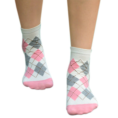 Cool 3D Print Funny Socks Low Cut Girls Cotton Animal Casual Fashion