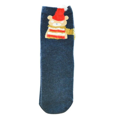 Cool Soft Cartoon Yoga Socks Warm Breathable Cotton
