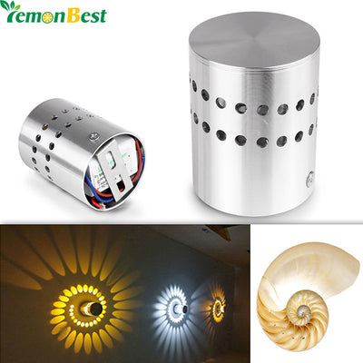 Creative Wall Light Small LED Wall Lamp for Art Gallery Decoration Front Balcony lamp Porch light corridors Light Fixture