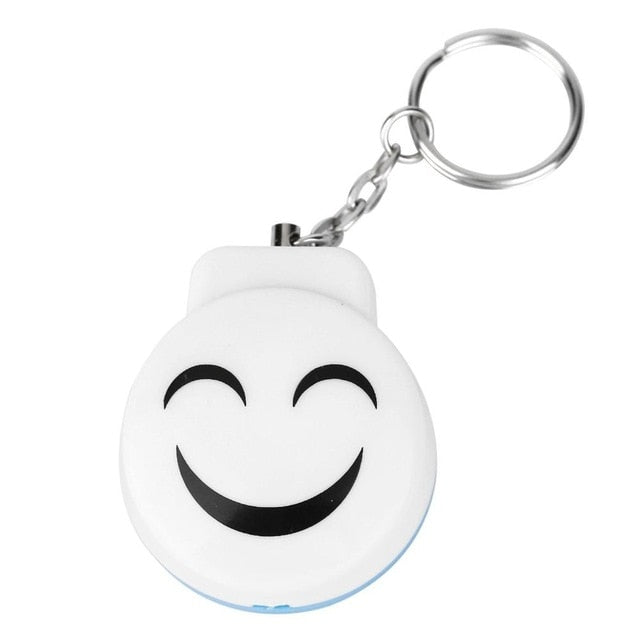 Alarm Attack Protection Key Chain